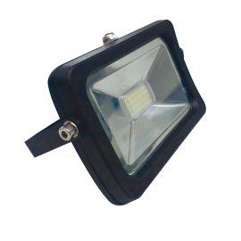 Proiector LED exterior MASINI negru 10W 4000K - SULION - Proiectoare