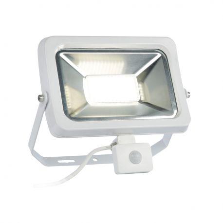 Proiector LED cu senzor iluminat exterior MASINI 10W - SULION - Proiectoare