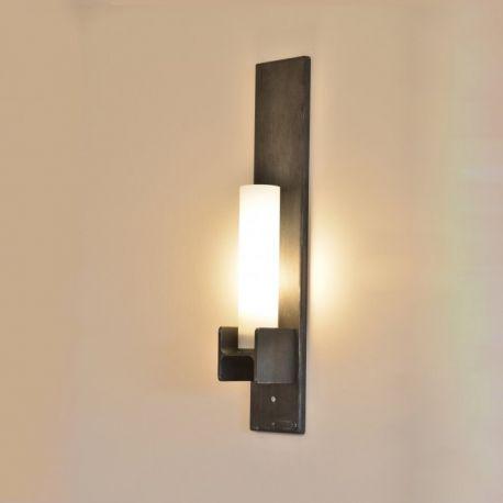 Aplica din fier forjat design industrial WL 3580 - Robers - Aplice perete Fier Forjat
