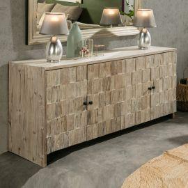 Comoda din lemn design deosebit Morgan - Evambient SV - Comode