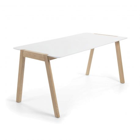 Masa design nordic KALE, 200x90cm - Evambient Barcelona Living - Mese dining