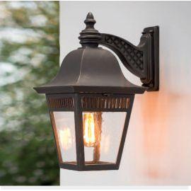 Aplica iluminat exterior din fier forjat, WL 3641