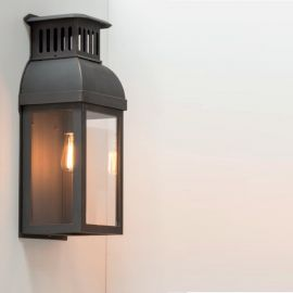 Aplica iluminat exterior din fier forjat, WL 3628