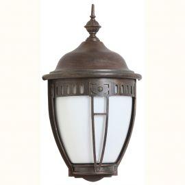 Aplica 1/2 iluminat exterior din fier forjat, WL 3463 - Robers - Aplice Exterior Fier Forjat