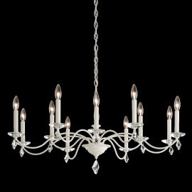 Candelabru 12 brate design LUX cu cristale Heritage, Modique MD1012 - Lux Lighting Schonbek - Lustre Cristal Schonbek