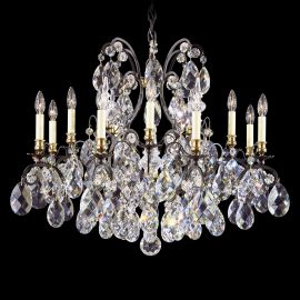 Lustra LUX stil baroc, cristal Heritage, Renaissance 3790 - Lux Lighting Schonbek - Lustre Cristal Schonbek