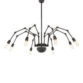 Lustra Spider SP8 Bronz