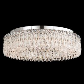 Plafoniera design LUX cristal Spectra, Sarella RS8347