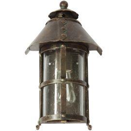 Aplica 1/2 iluminat exterior din fier forjat, WL 3396 - Robers - Aplice Exterior Fier Forjat