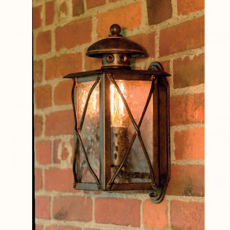 Aplica iluminat exterior din fier forjat WL 3412-A - Robers - Aplice Exterior Fier Forjat