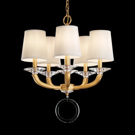 Candelabru design LUX Optic Crystal, Emilea MA1005 - Lux Lighting Schonbek - Lustre Cristal Schonbek