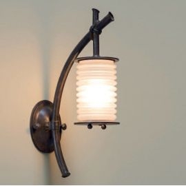 Aplica iluminat exterior din fier forjat WL 3644 - Robers - Aplice Exterior Fier Forjat