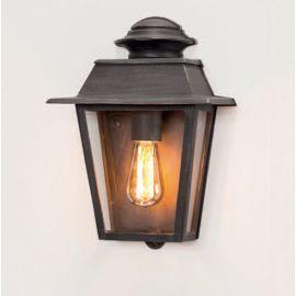 Aplica 1/2 iluminat exterior din fier forjat WL 3659 - Robers - Aplice Exterior Fier Forjat