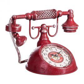 Ceas decorativ design industrial vintage Telefon - Evambient SX - Parfumuri de camera, Idei cadouri, Obiecte decorative