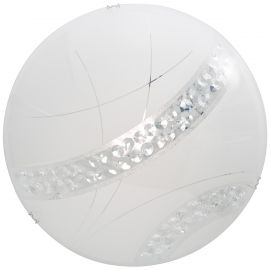 Aplica perete sau tavan, iluminat LED PINOLA 30cm