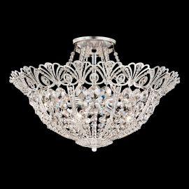 Plafoniera design LUX Crystal Spectra Tiara 9843