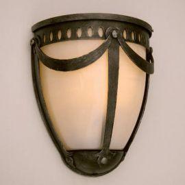 Aplica iluminat exterior din fier forjat, WL 3562 - Robers - Aplice Exterior Fier Forjat