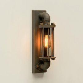 Aplica iluminat exterior din fier forjat, WL 3630 - Robers - Aplice Exterior Fier Forjat