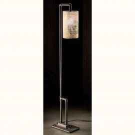 Lampa de podea design industrial din fier forjat SL 106 - Robers - Veioze, Lampadare Fier Forjat