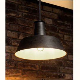 Lustra design industrial din fier forjat HL 2569-400 - Robers - Lustre, Candelabre Fier Forjat