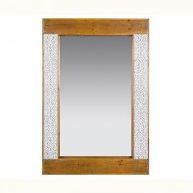 Oglinda decorativa design shabby chic Nara