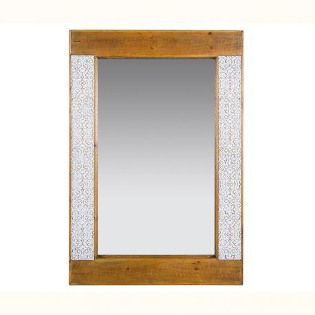 Oglinda decorativa design shabby chic Nara - Evambient SAP - Oglinzi