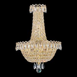 Aplica design LUX Crystal Gemcut, Camelot 2612 - Lux Lighting Schonbek - Aplice Cristal Schonbek