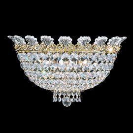 Aplica design LUX Crystal Spectra, Roman Empire 3708 - Lux Lighting Schonbek - Aplice Cristal Schonbek