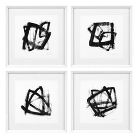Set 4 tablouri Tessellation