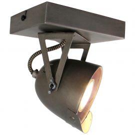 Aplica perete / tavan design industrial Ka - Evambient BL - Aplice cu Spot