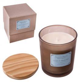 Parfumuri de camera, Idei cadouri, Obiecte decorative - Lumanare parfumata, CUCUMBER & BAMBU