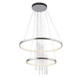 Lustra LED eleganta design modern TITUS 50W - Evambient GL - Pendule, Lustre suspendate
