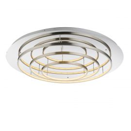 Lustra LED aplicata cu telecomanda design modern TITUS 80W - Evambient GL - Lustre aplicate