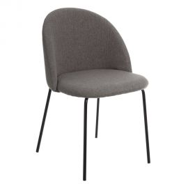 Set de 2 scaune MODERNO, gri - Evambient SX - Seturi scaune, HoReCa