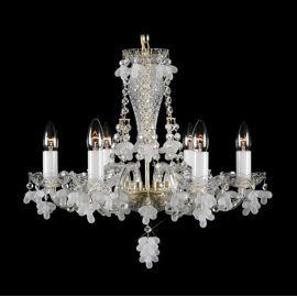 Lustra cristal Bohemia