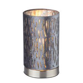 Lampa de masa moderna catifea design elegant Tarok