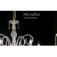 Candelabre, Lustre - Candelabru cu 5 brate design clasic MONALISA