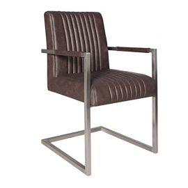 Set de 2 scaune Big Aston cafeniu - Evambient VC - Reduceri