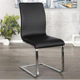 Set de 4 scaune Hampton negru
