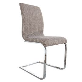 Set de 4 scaune Hampton cafeniu