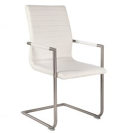 Set de 4 scaune Richmond alb