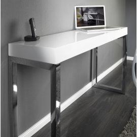 Birou White Desk 120x40cm