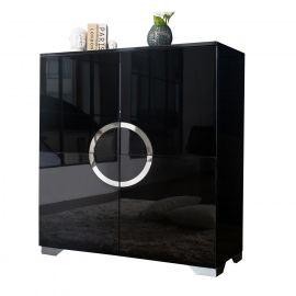 Dulap Zen 120cm negru