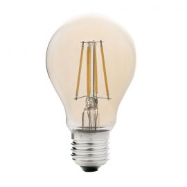Bec E27 LED AMBER 5W 2200K DIMABLE