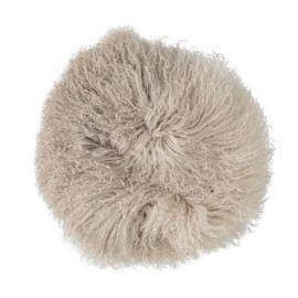Perna, blana naturala oaie de Tibet, stone