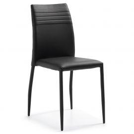 Set de 2 scaune FRESH negru