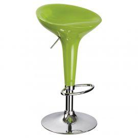 Scaun bar A148 verde - Evambient SM - Scaune Bar