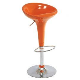 Scaun bar A148 portocaliu