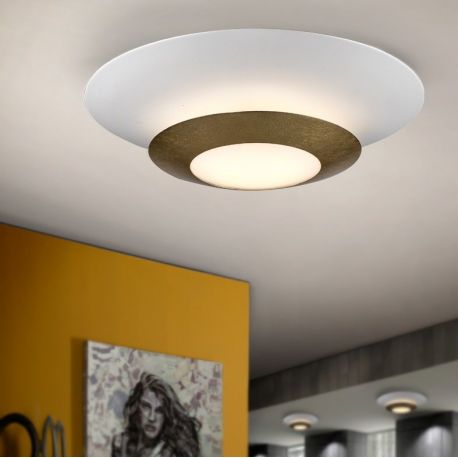 Plafoniera LED HOLE GOLD - Evambient SV - Plafoniere