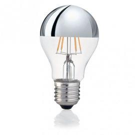 Bec LED E27 8W GOCCIA CROMO